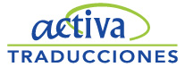 logotipo activa translations pequeño